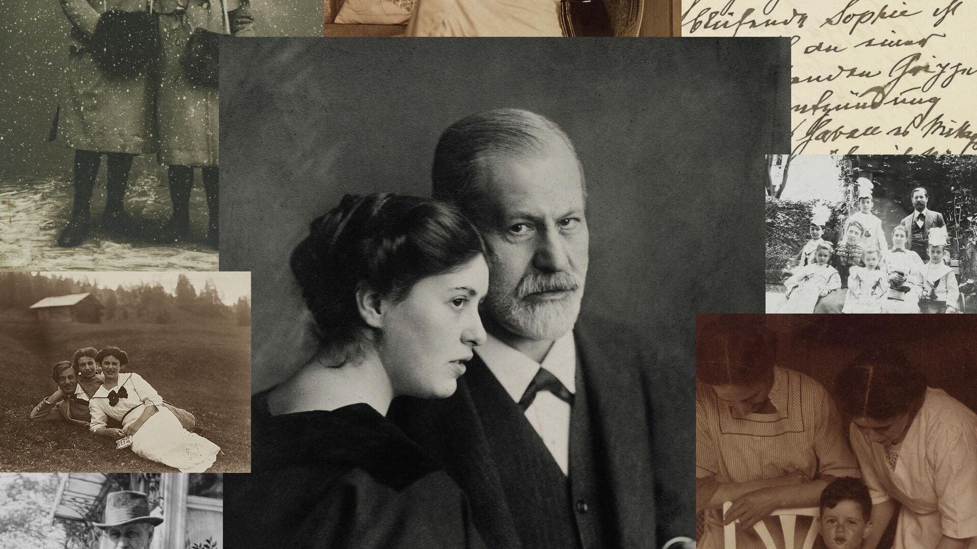 Casa Museo Freud en Londres - Sputnik Mundo, 1920, 25.05.2021