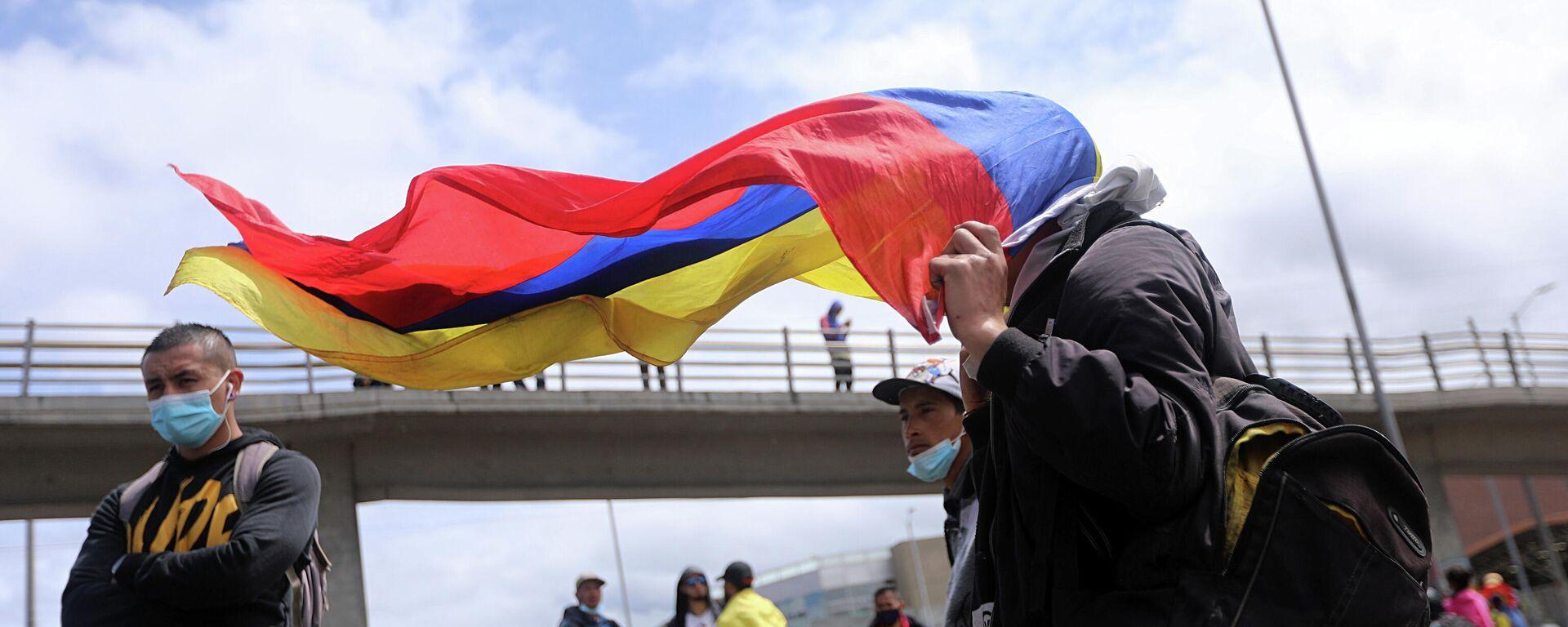 Protestas en Colombia - Sputnik Mundo, 1920, 26.05.2021