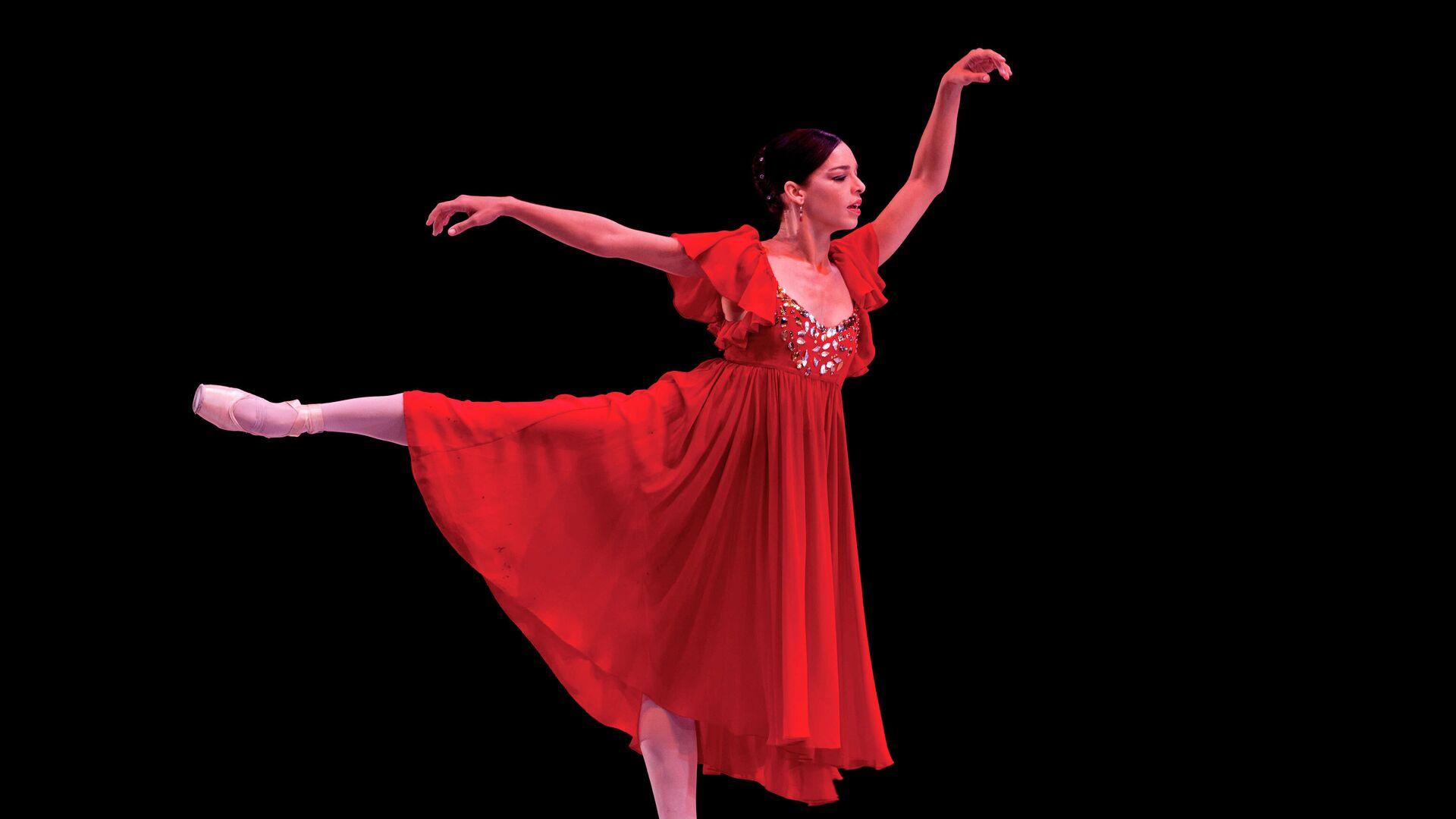 Bailarina en Cuba - Sputnik Mundo, 1920, 26.05.2021