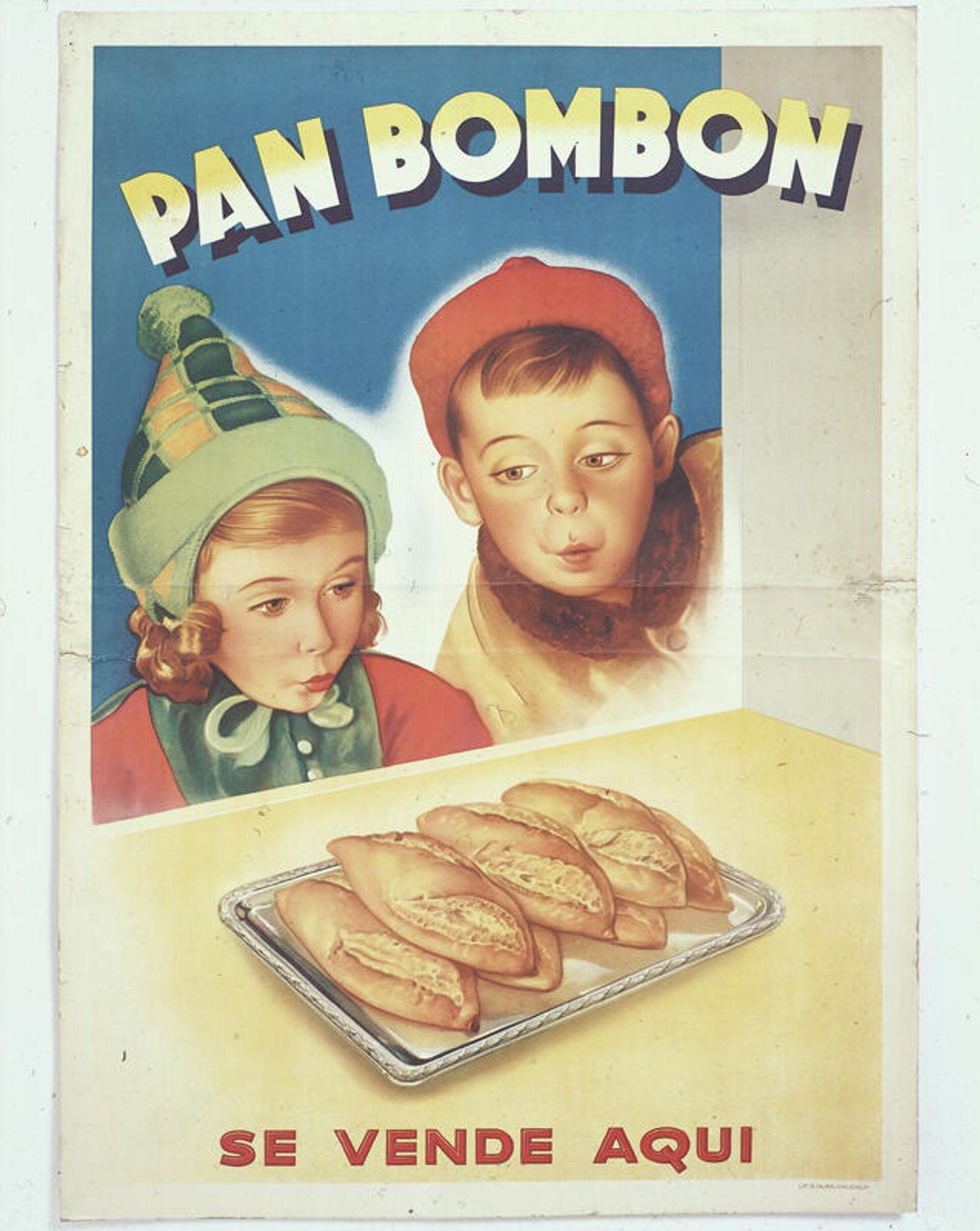Cartel de Pan Bombon - Sputnik Mundo, 1920, 26.05.2021