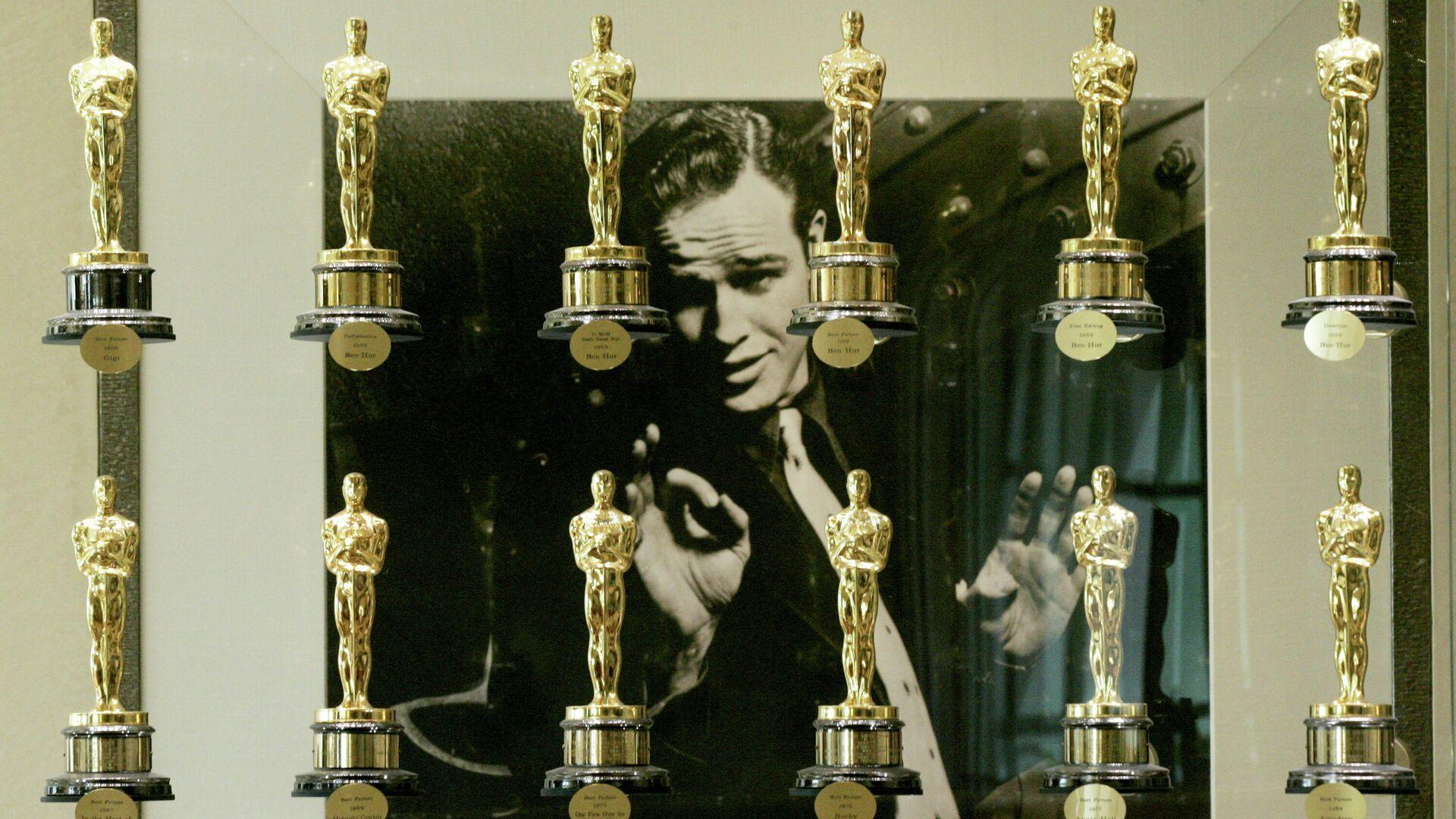 Los premios Óscar en la oficina de MGM studios en Los Ángeles - Sputnik Mundo, 1920, 26.05.2021