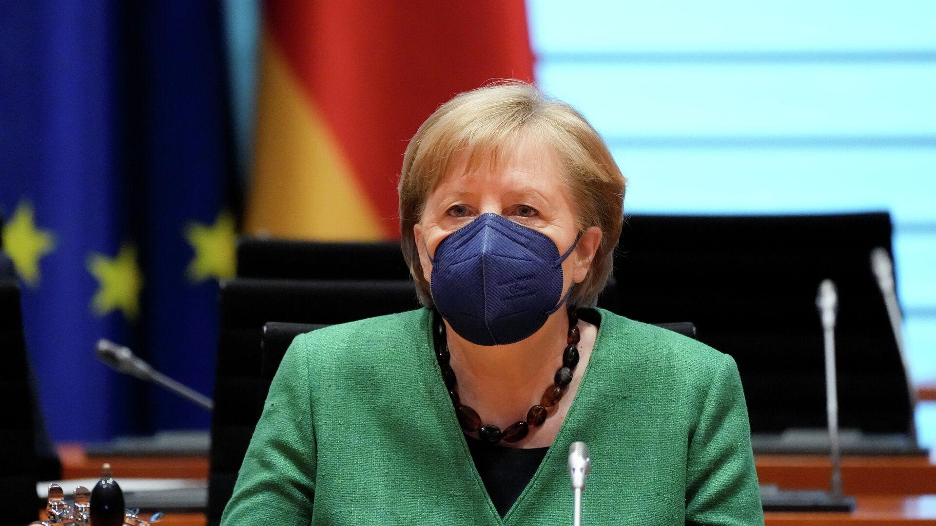 Angela Merkel, la canciller alemana - Sputnik Mundo, 1920, 26.05.2021