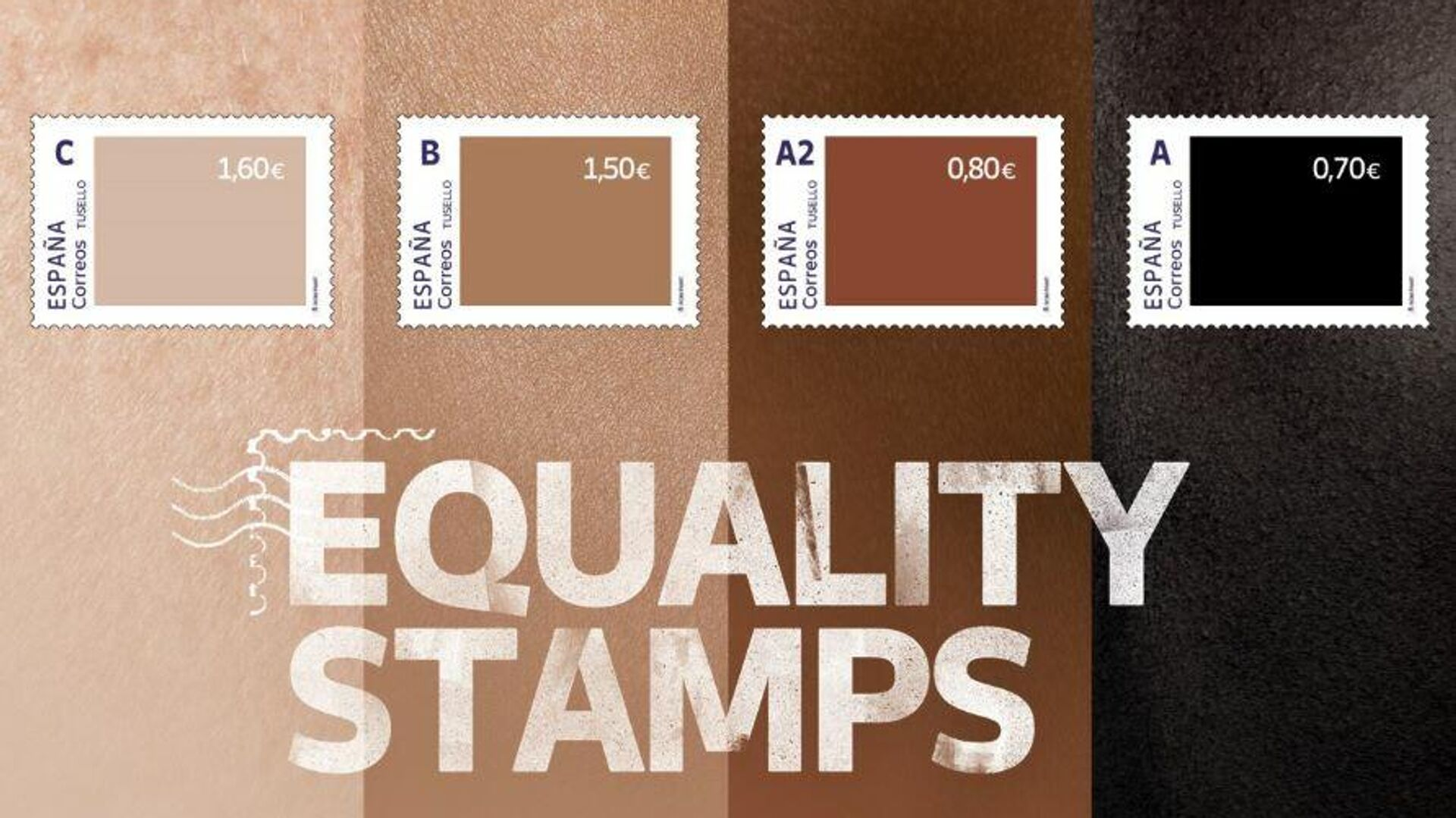 Equality Stamps - Sputnik Mundo, 1920, 27.05.2021