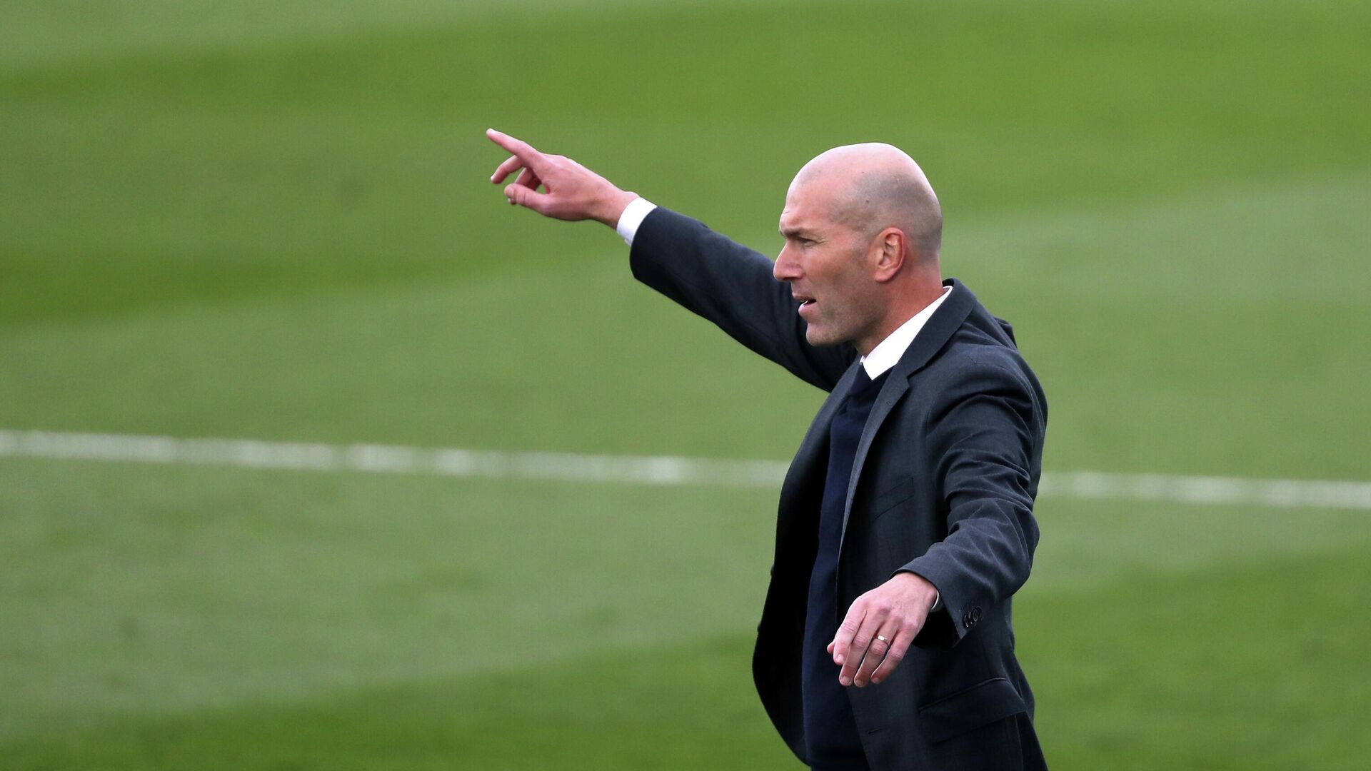 Zinedine Zidane, extécnico de Real Madrid - Sputnik Mundo, 1920, 27.05.2021
