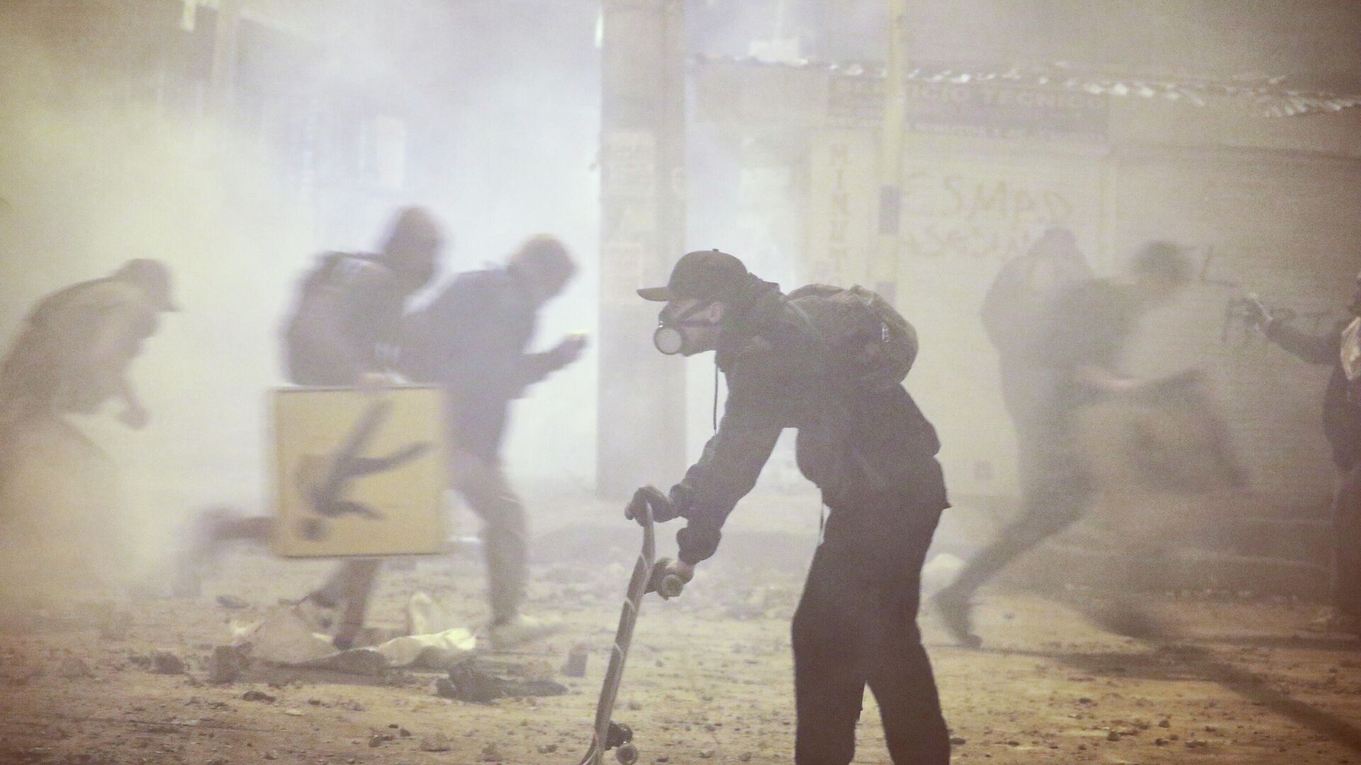 Protestas en Colombia - Sputnik Mundo, 1920, 29.06.2021