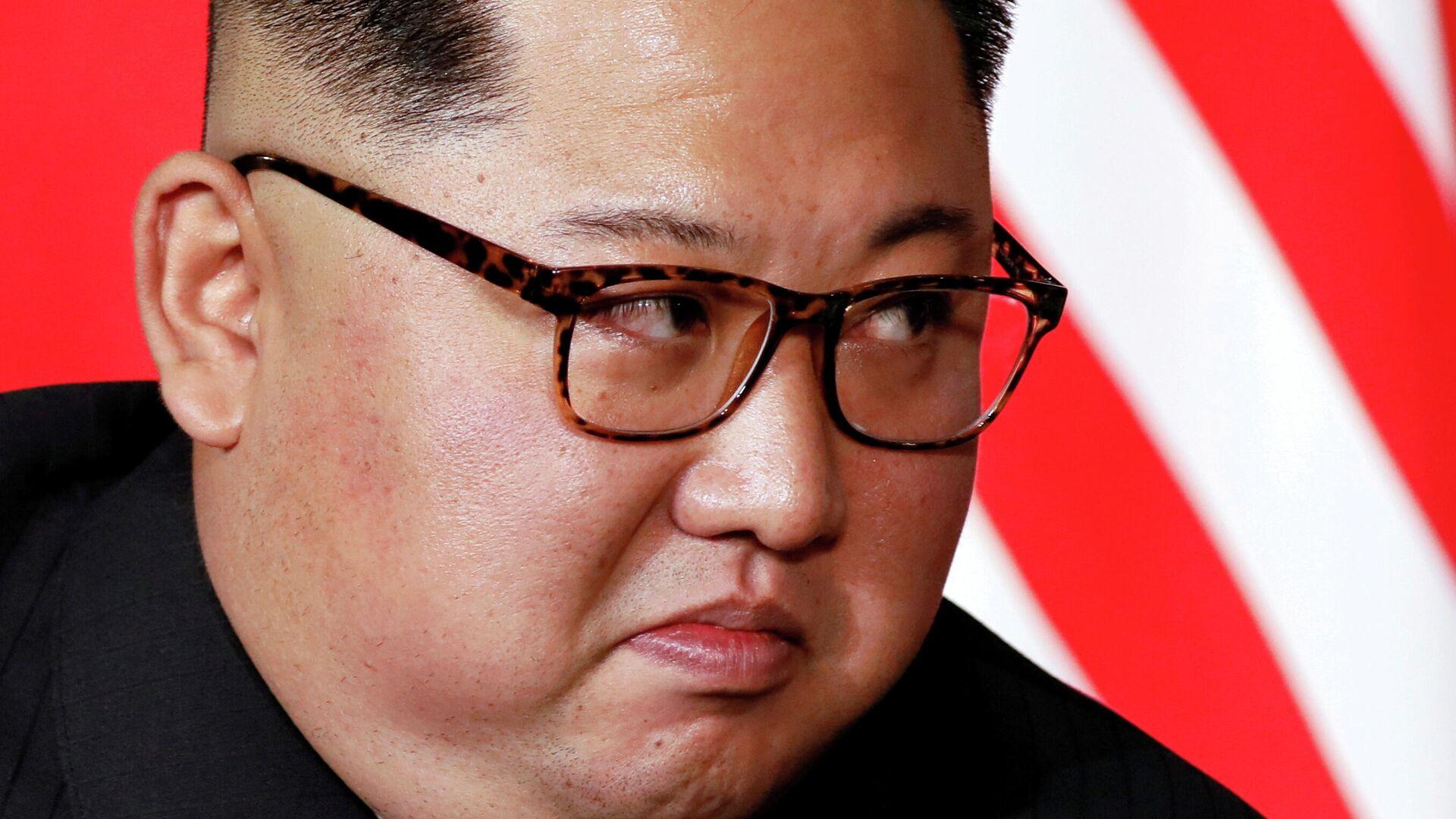 Kim Jong-un, líder supremo de Corea del Norte - Sputnik Mundo, 1920, 27.05.2021