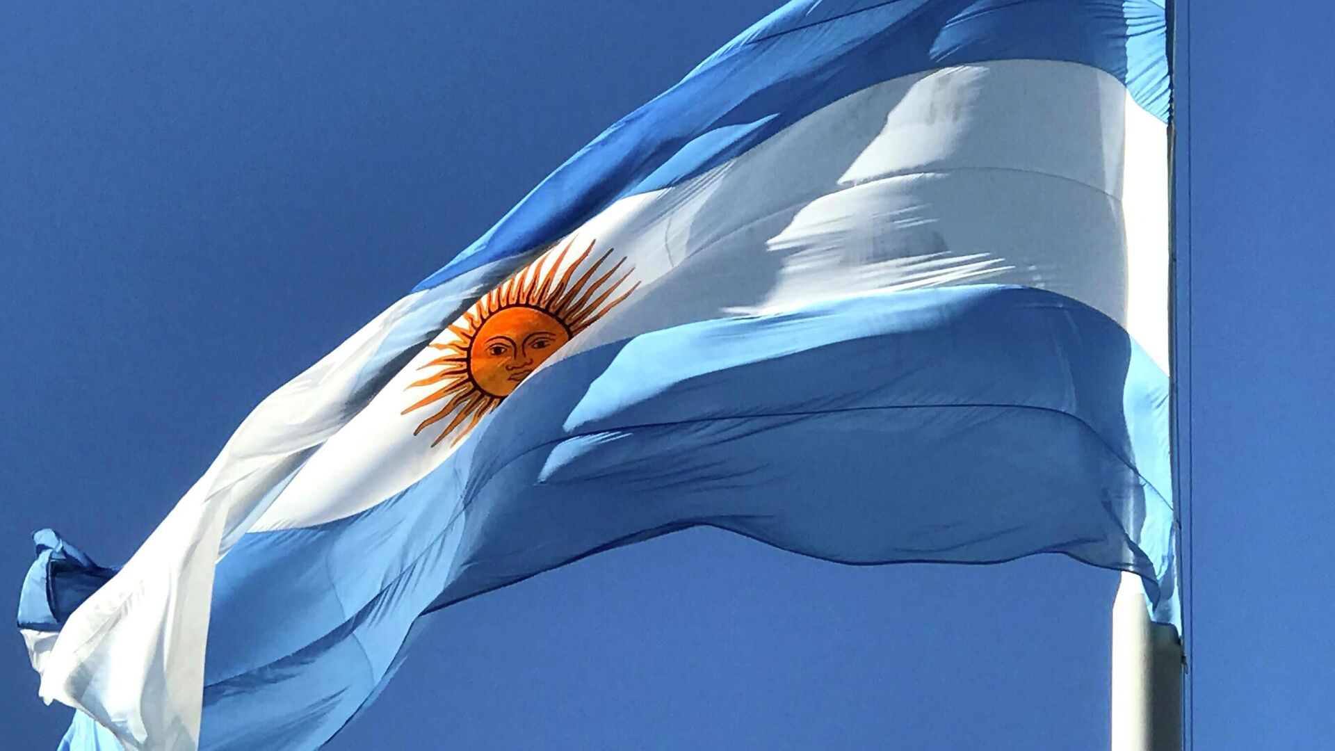 Bandera de Argentina - Sputnik Mundo, 1920, 31.05.2021