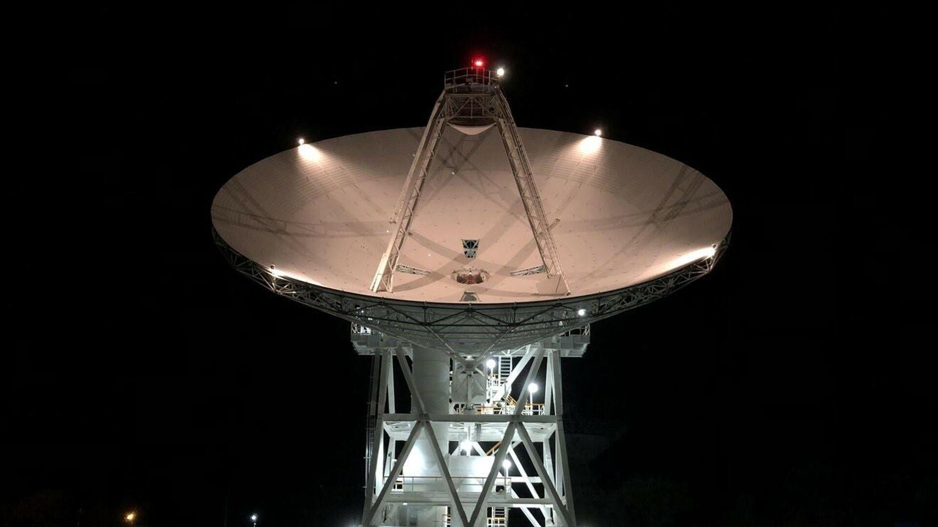 Antena de la NASA en Madrid - Sputnik Mundo, 1920, 28.05.2021