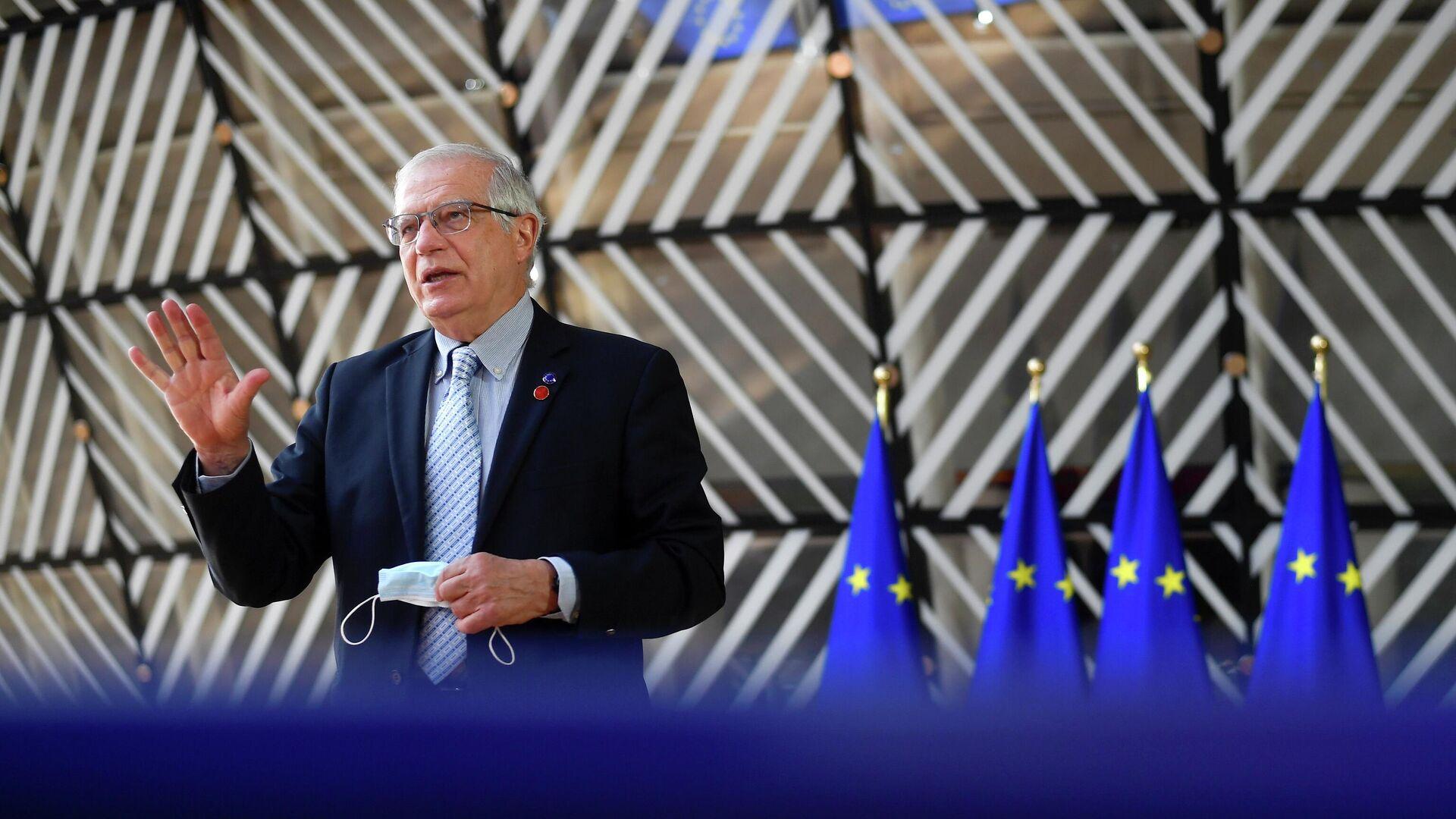 Josep Borrell, alto representante para la Política Exterior de la UE - Sputnik Mundo, 1920, 28.05.2021