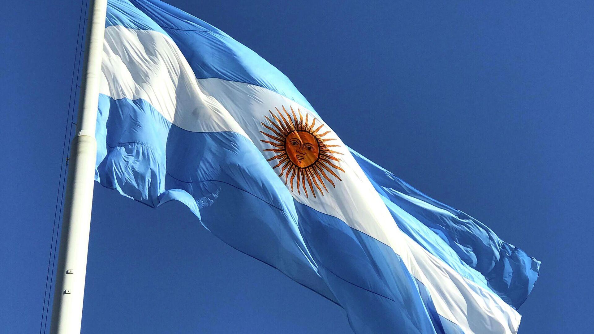Bandera de Argentina - Sputnik Mundo, 1920, 30.07.2021