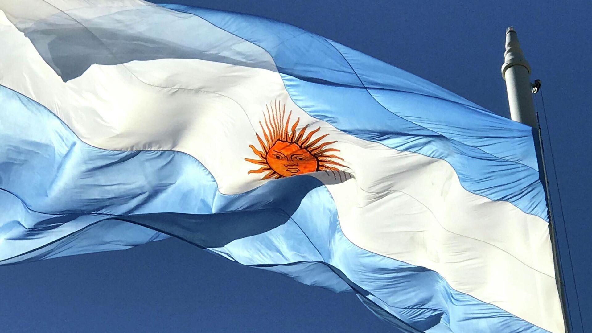 Bandera de Argentina - Sputnik Mundo, 1920, 06.09.2021