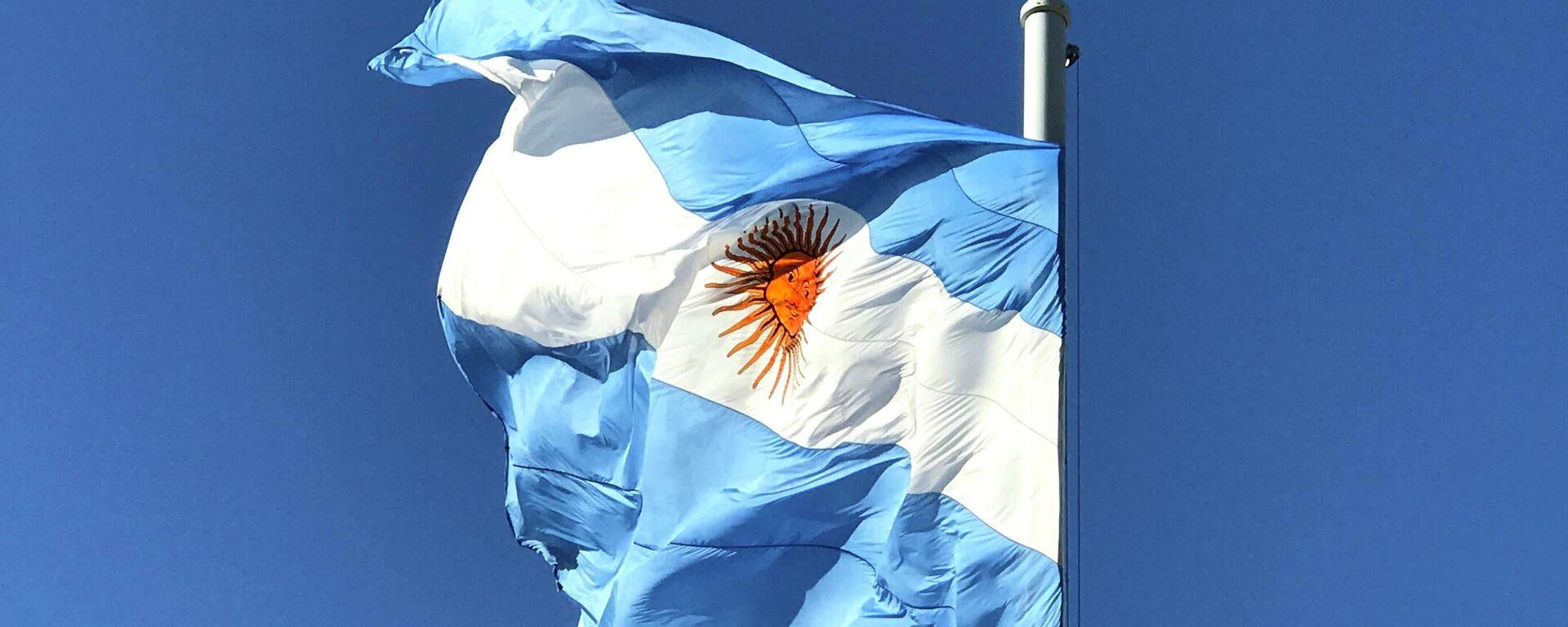 Bandera de Argentina - Sputnik Mundo, 1920, 08.06.2021
