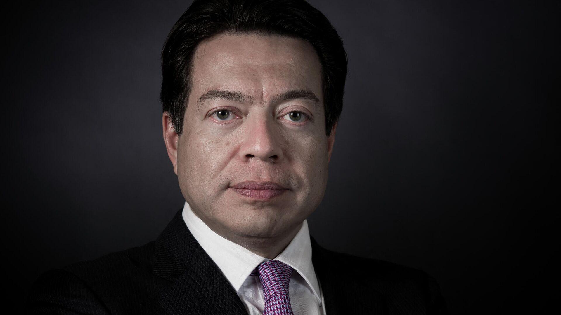 Mario Delgado, presidente de Morena - Sputnik Mundo, 1920, 28.05.2021