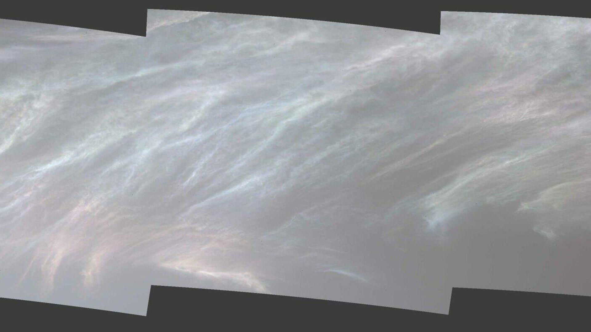 Las 'nubes de nácar' en Marte - Sputnik Mundo, 1920, 29.05.2021
