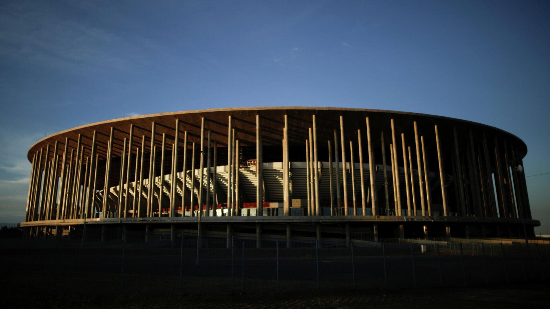 Estadio Mané Garrincha en Brasilia - Sputnik Mundo, 1920, 31.05.2021