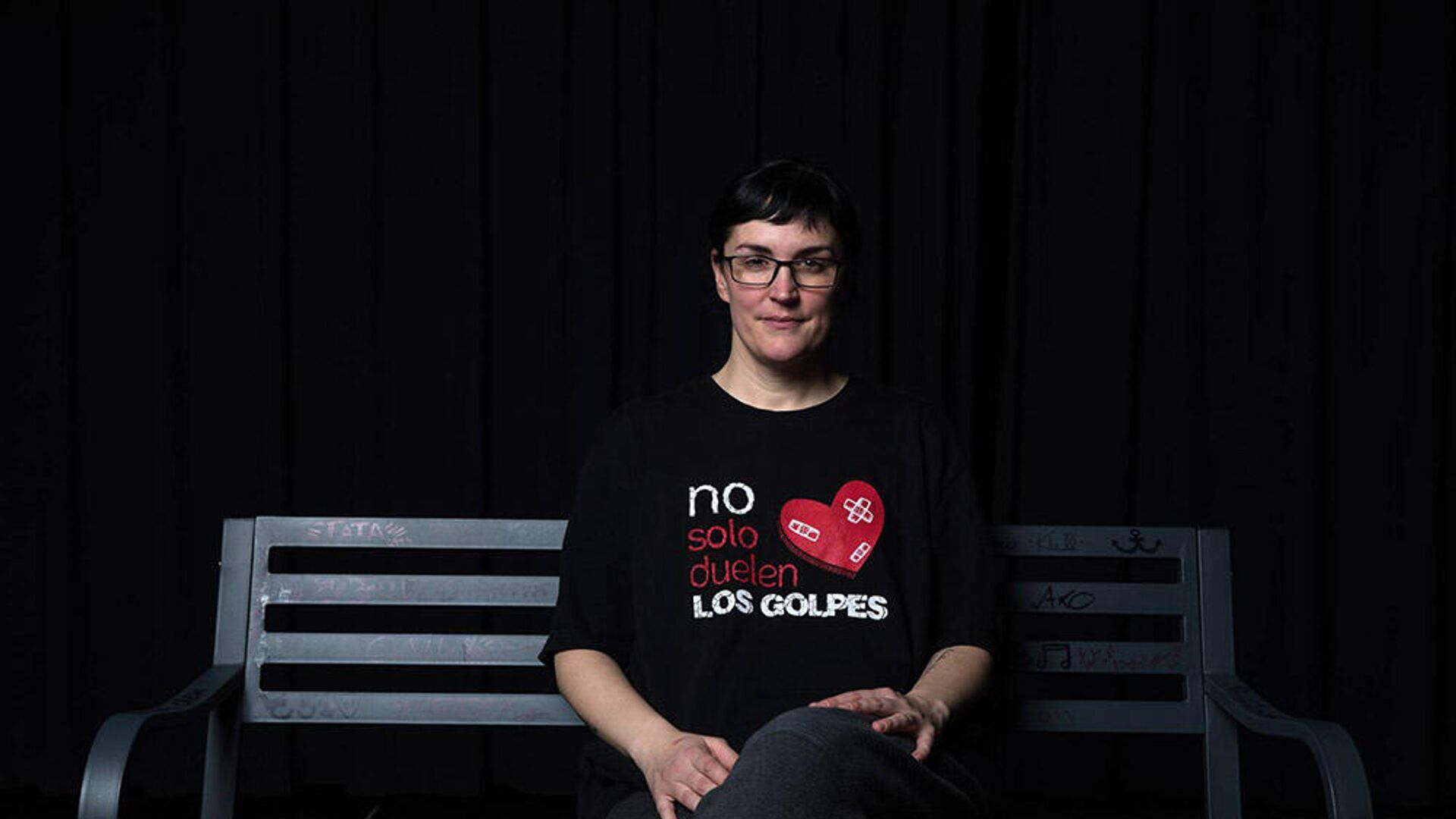 La monologuista y activista feminista Pamela Palenciano - Sputnik Mundo, 1920, 01.06.2021