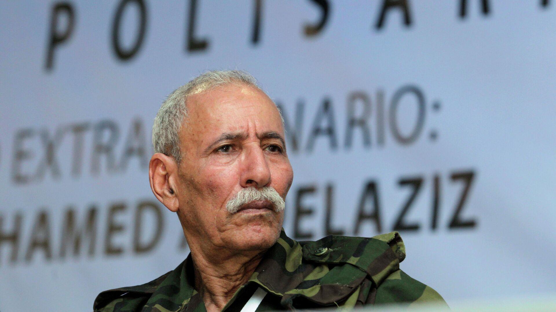 Brahim Ghali, el líder del Frente Polisario - Sputnik Mundo, 1920, 01.06.2021