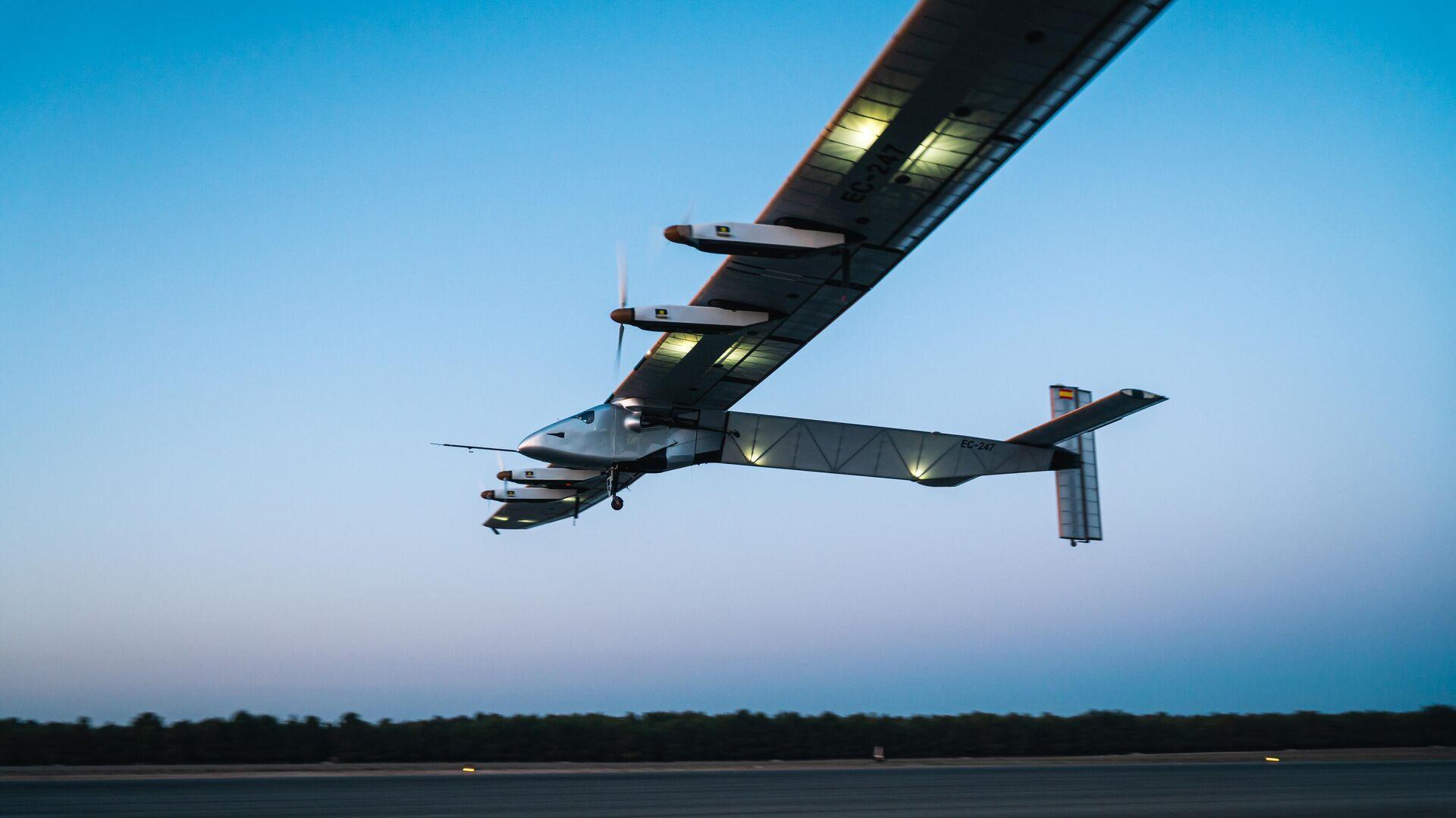 El avión del futuro se fabrica en España - Sputnik Mundo, 1920, 01.06.2021