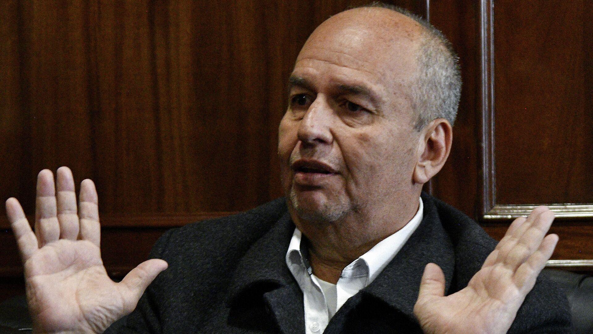 Arturo Murillo, exministro boliviano - Sputnik Mundo, 1920, 08.06.2021