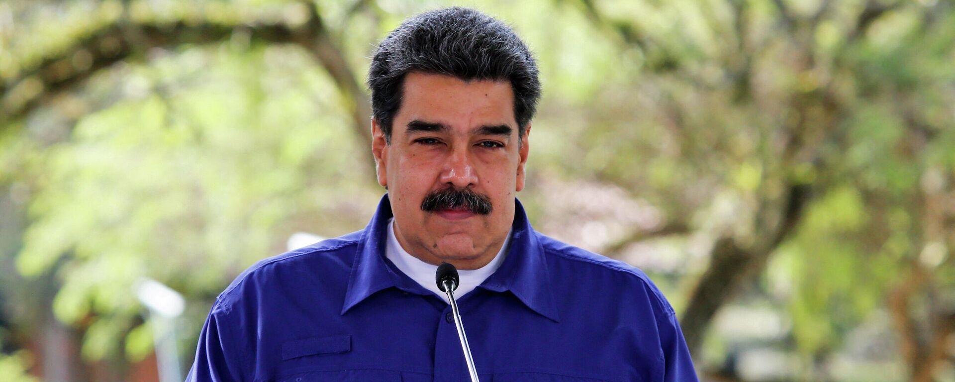 Nicolás Maduro, presidente de Venezuela - Sputnik Mundo, 1920, 18.06.2021