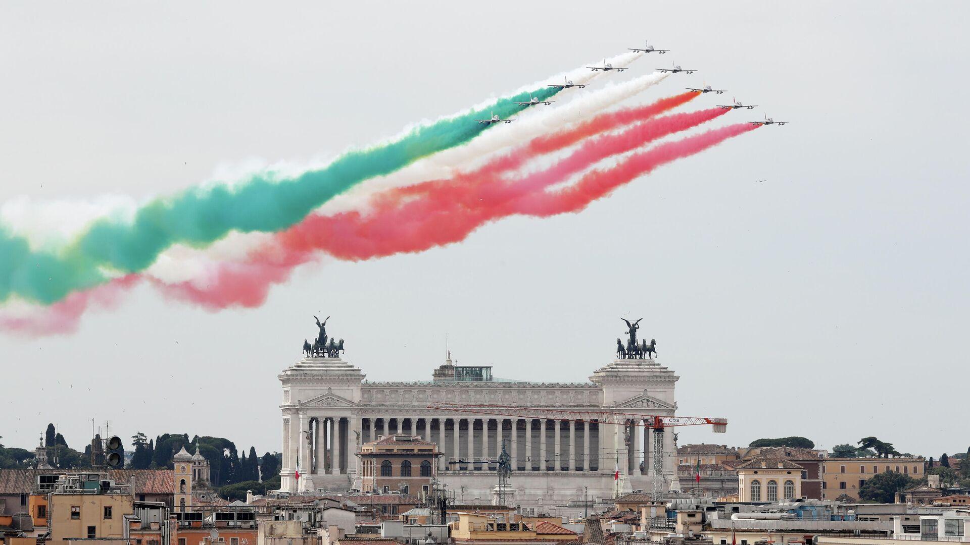 Fiesta de la República en Italia - Sputnik Mundo, 1920, 02.06.2021