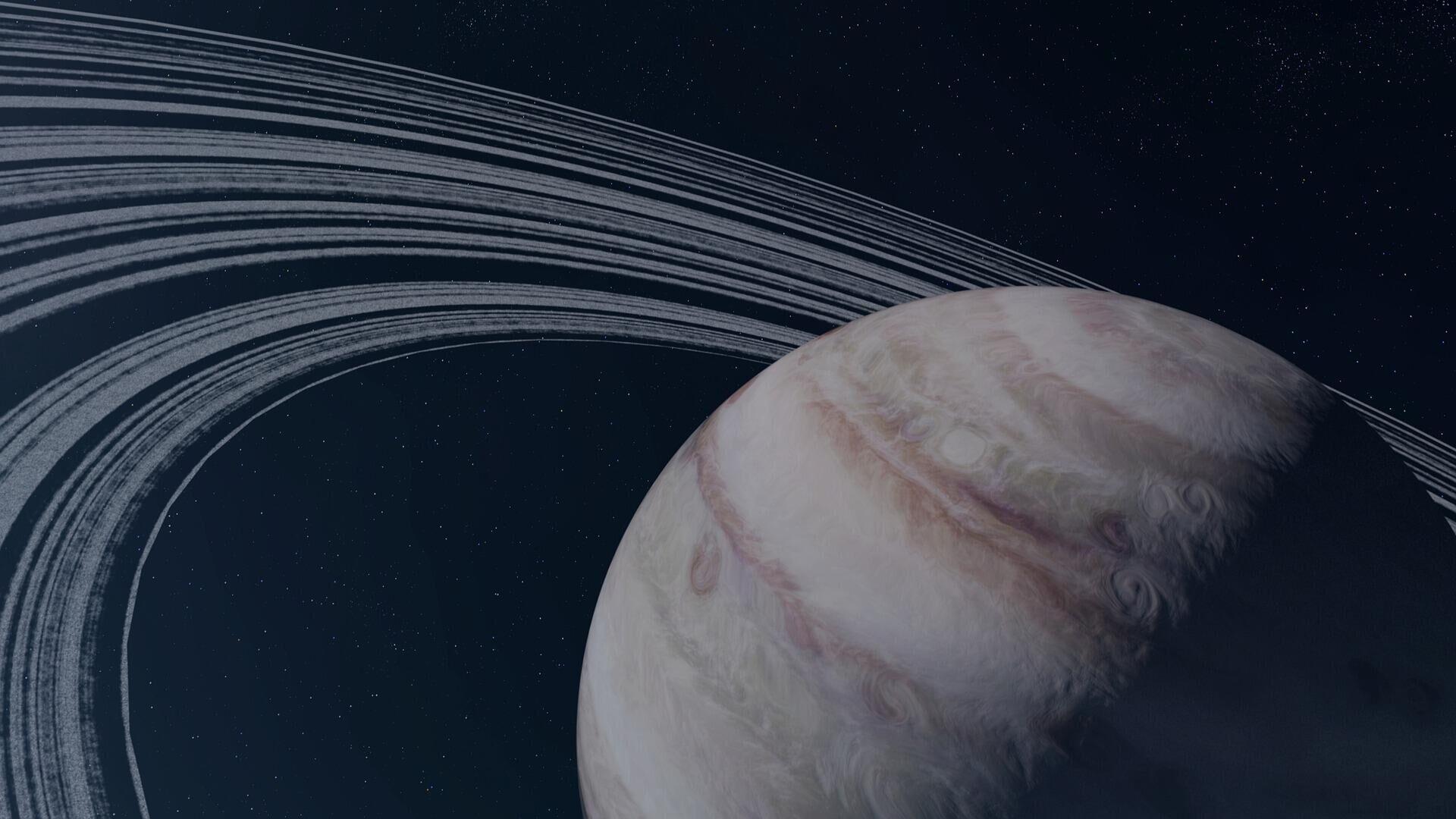 El planeta Venus (ilustración) - Sputnik Mundo, 1920, 02.06.2021