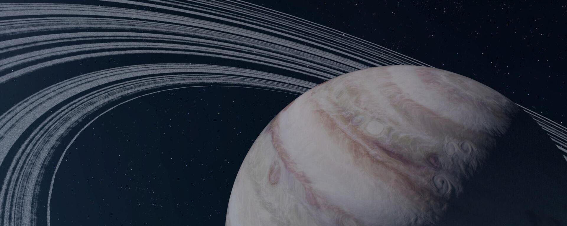 El planeta Venus (ilustración) - Sputnik Mundo, 1920, 02.08.2021