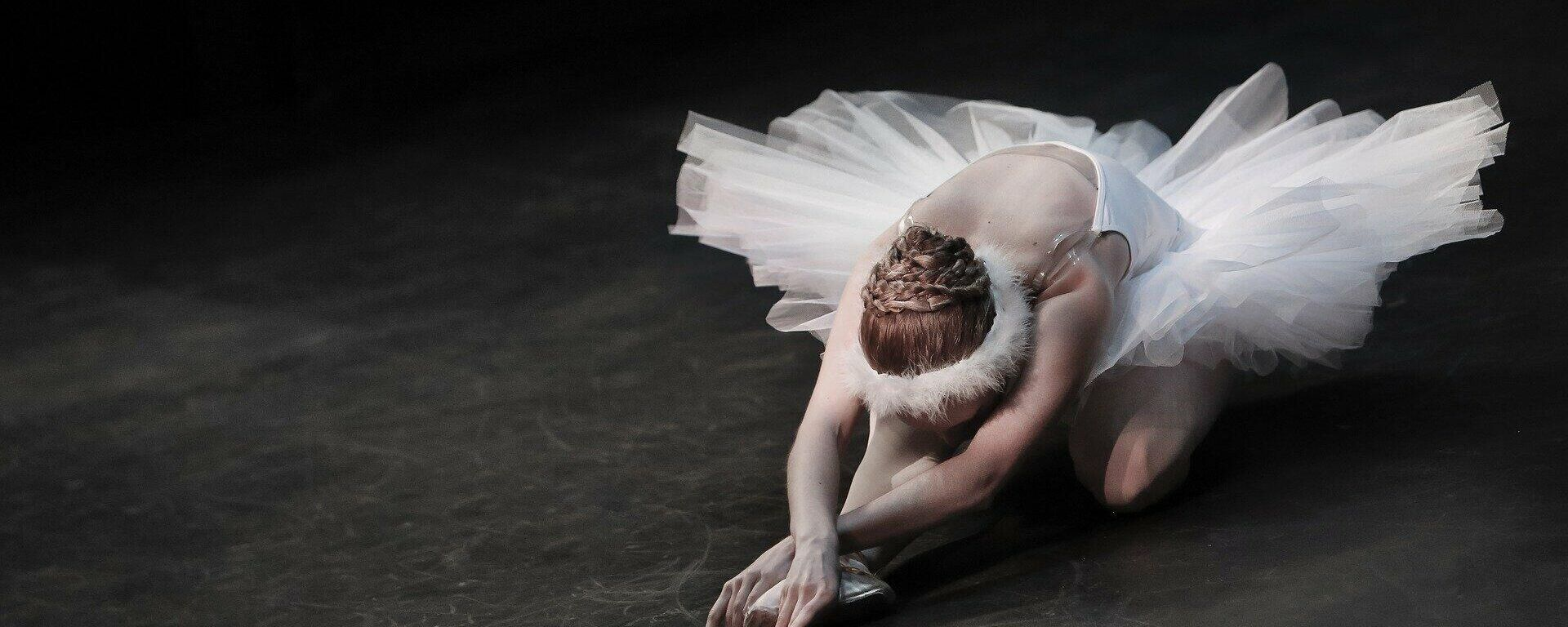 Una bailarina (imagen referenical) - Sputnik Mundo, 1920, 03.06.2021