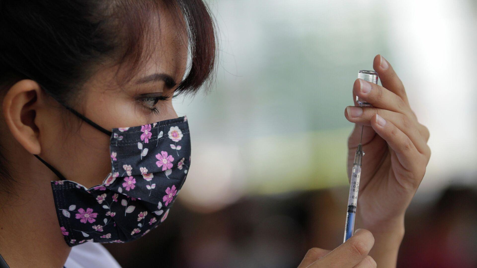 Vacunación en México - Sputnik Mundo, 1920, 03.06.2021