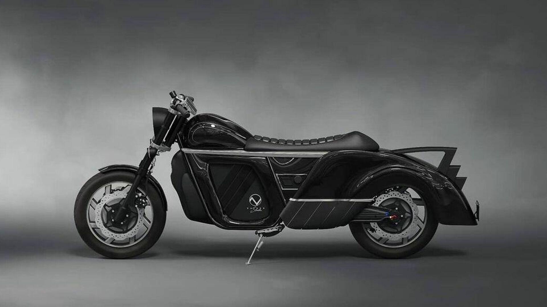 Electrocycle, la motocicleta eléctrica retro de Zaiser Motors - Sputnik Mundo, 1920, 03.06.2021
