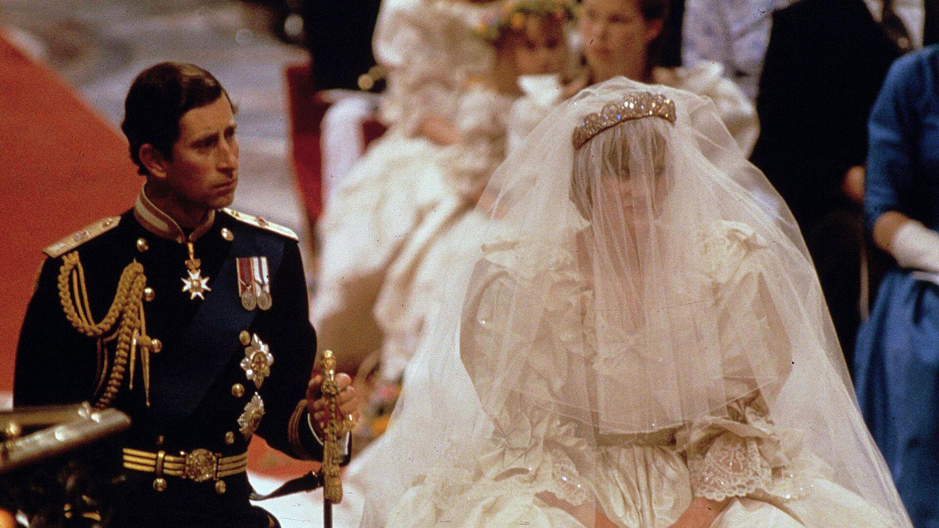 La boda del príncipe Carlos y la princesa Diana - Sputnik Mundo, 1920, 03.06.2021