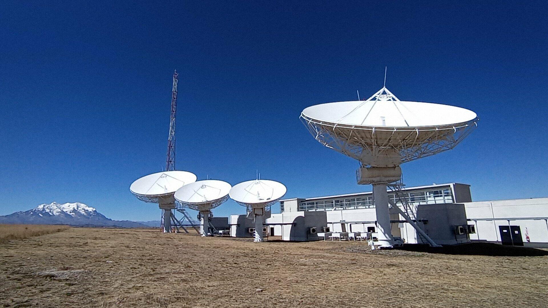 Estación Terrena Amachuma, de la Agencia Boliviana Espacial - Sputnik Mundo, 1920, 04.06.2021