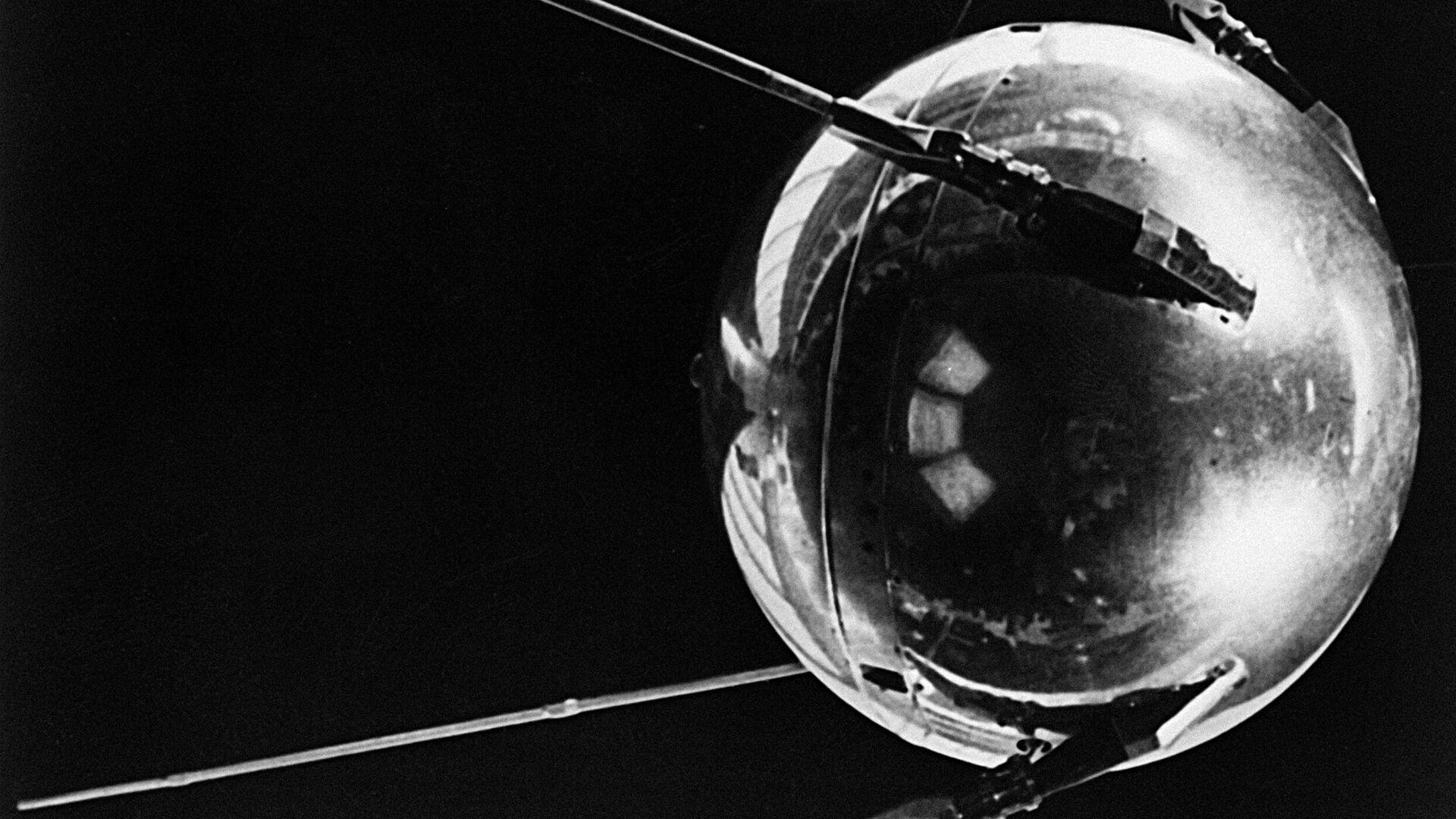 El primer satélite soviético, foto de archivo - Sputnik Mundo, 1920, 06.06.2021