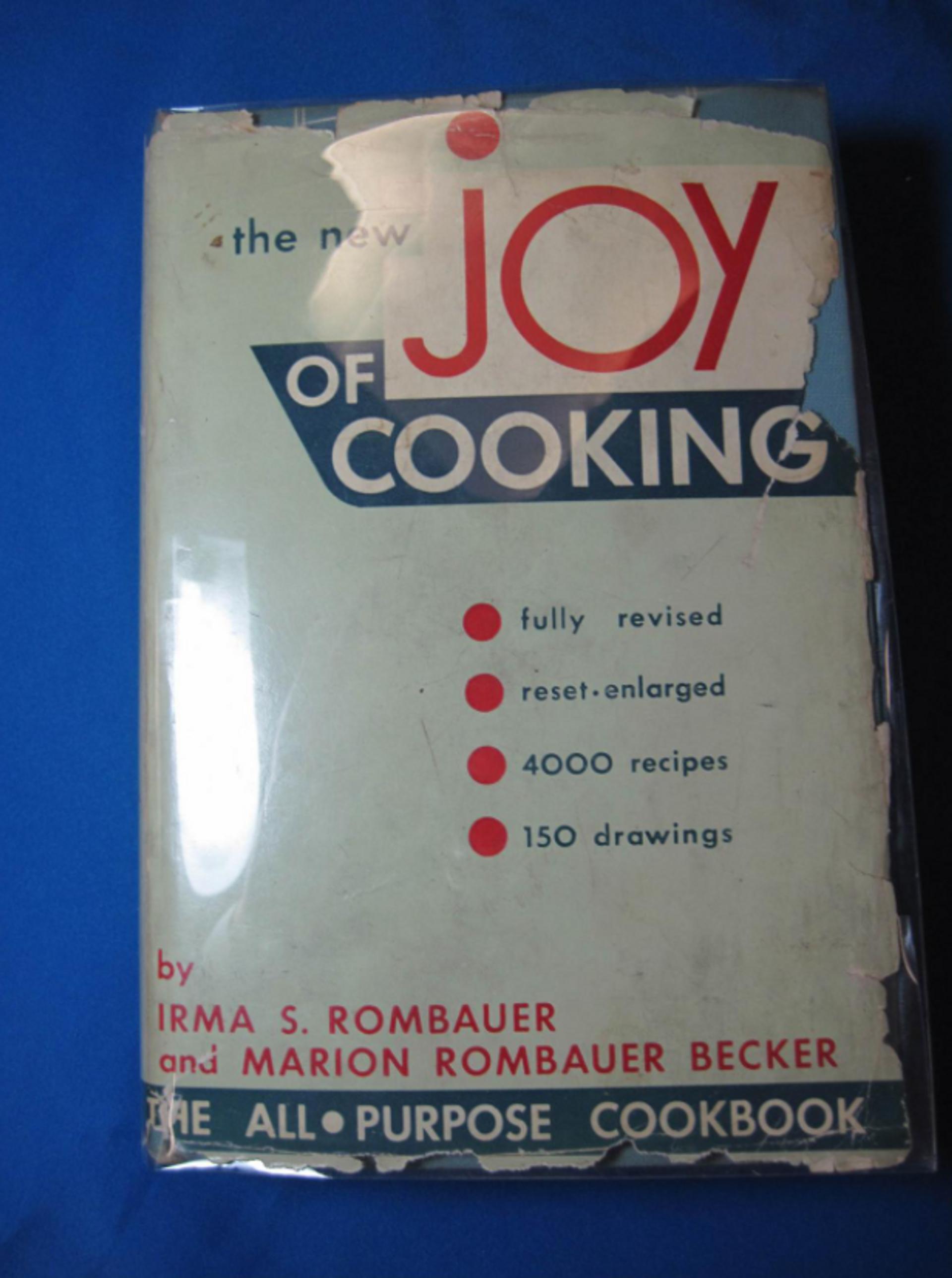 Uno de los libros de recetas de Marilyn Monroe, The New Joy of Cooking (La nueva alegría de cocinar) - Sputnik Mundo, 1920, 06.06.2021