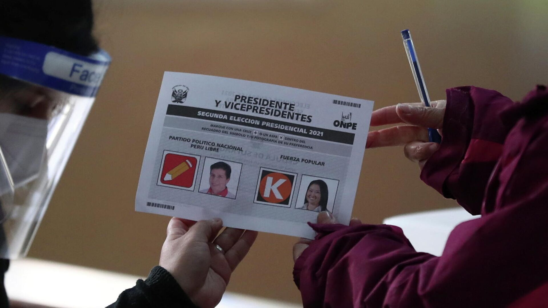 JNE amplía plazo para anular votos tras Elecciones 2021