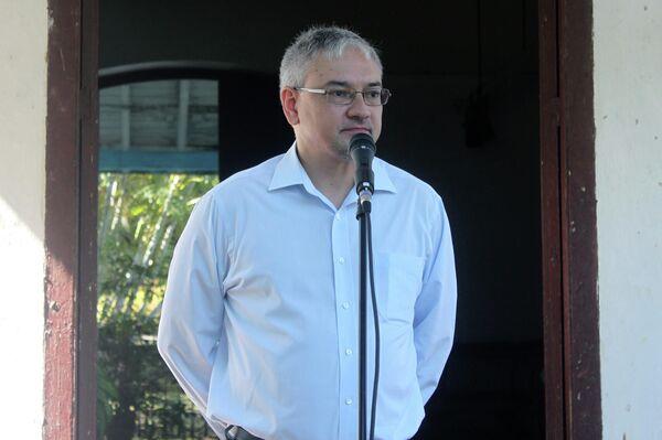 Marat Karimov, representante en Cuba de la Agencia Federal rusa Rossotrudnichestvo - Sputnik Mundo