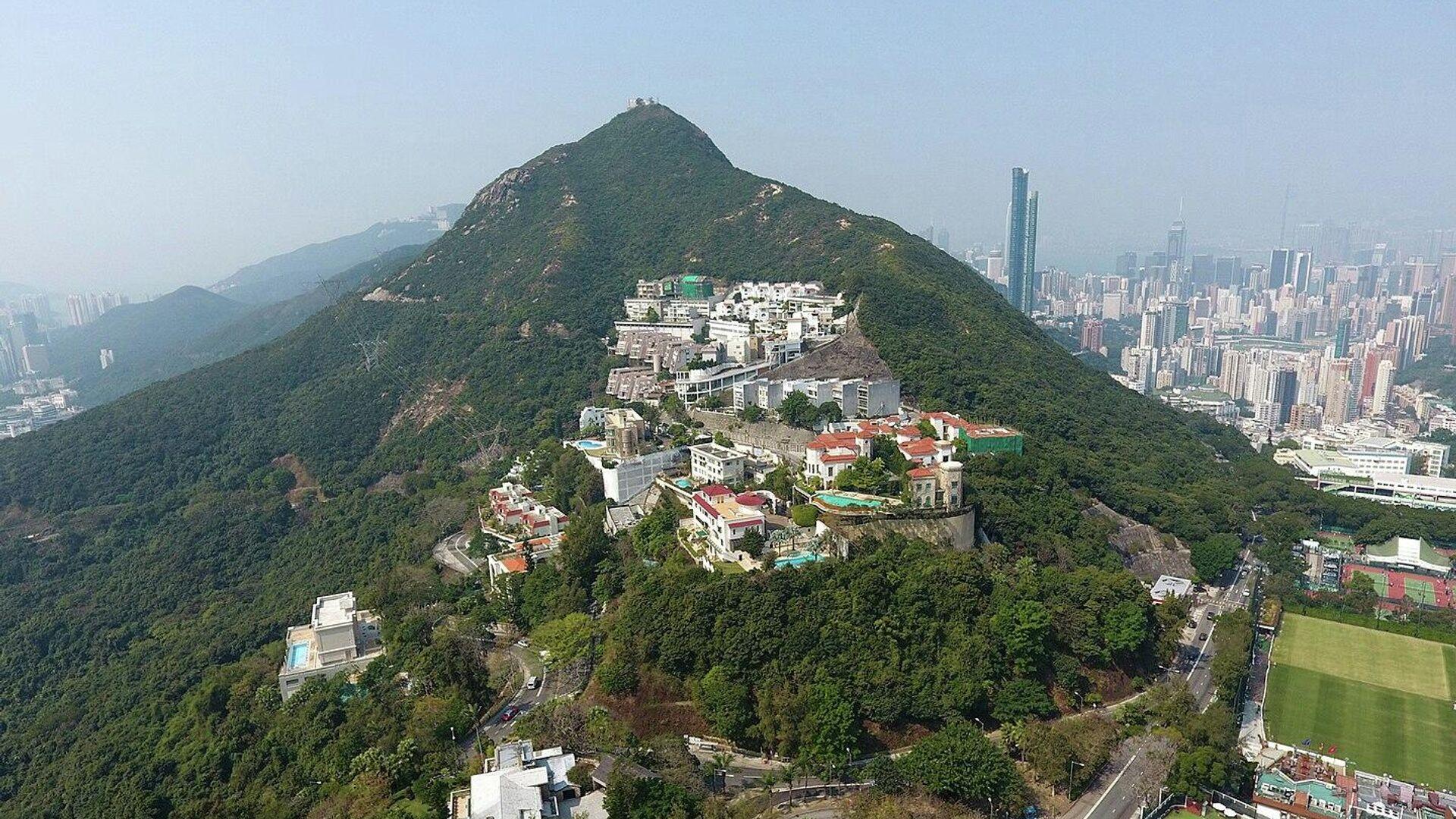 Mount Nicholson, Hong Kong - Sputnik Mundo, 1920, 07.06.2021