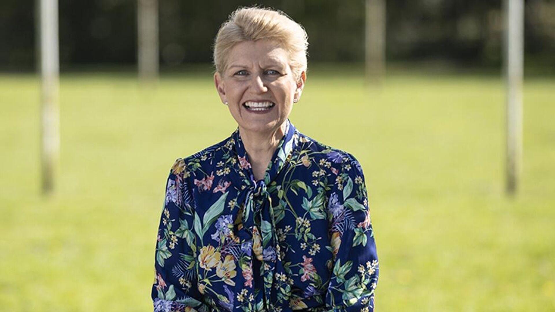 Debbie Hewitt, presidenta de la Asociación Inglesa de Fútbol (FA, por sus siglas en inglés) - Sputnik Mundo, 1920, 08.06.2021