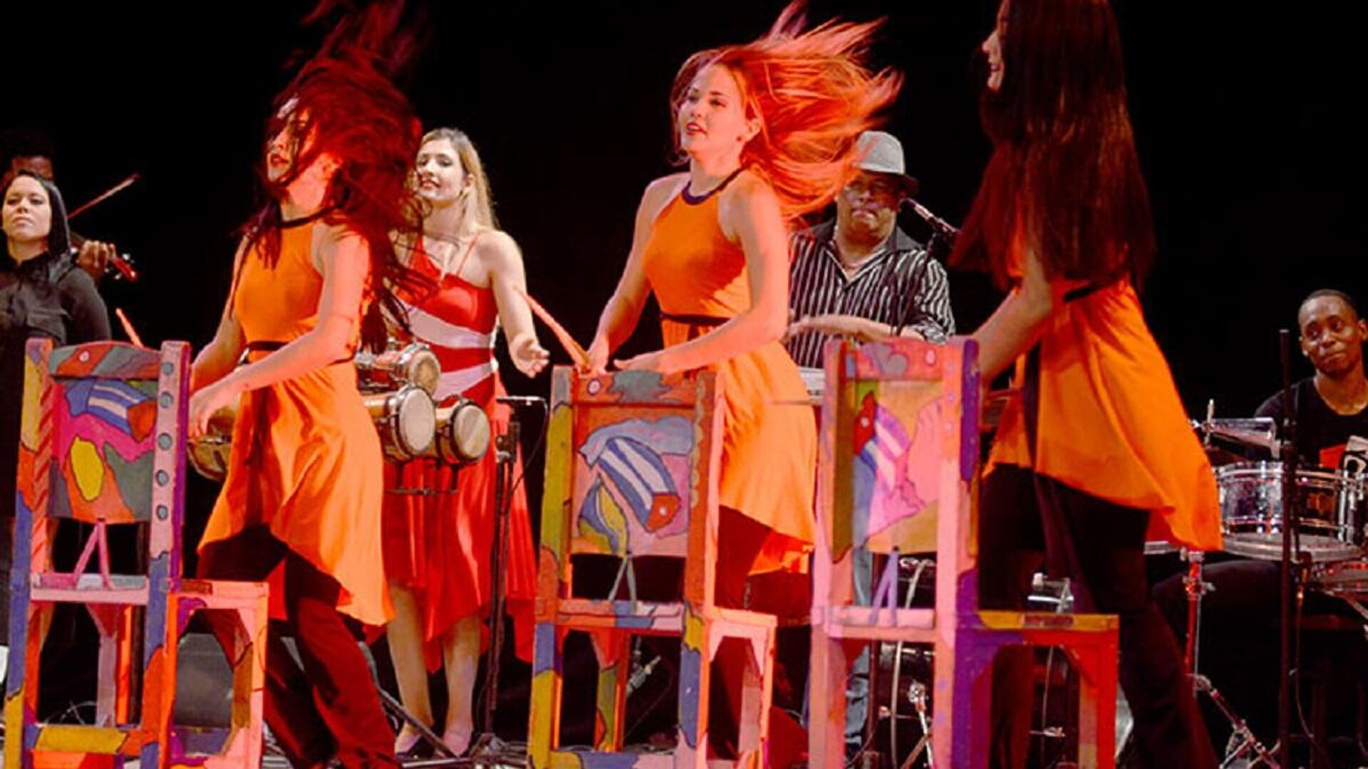 Compañía de baile Habana Compás Dance - Sputnik Mundo, 1920, 08.06.2021