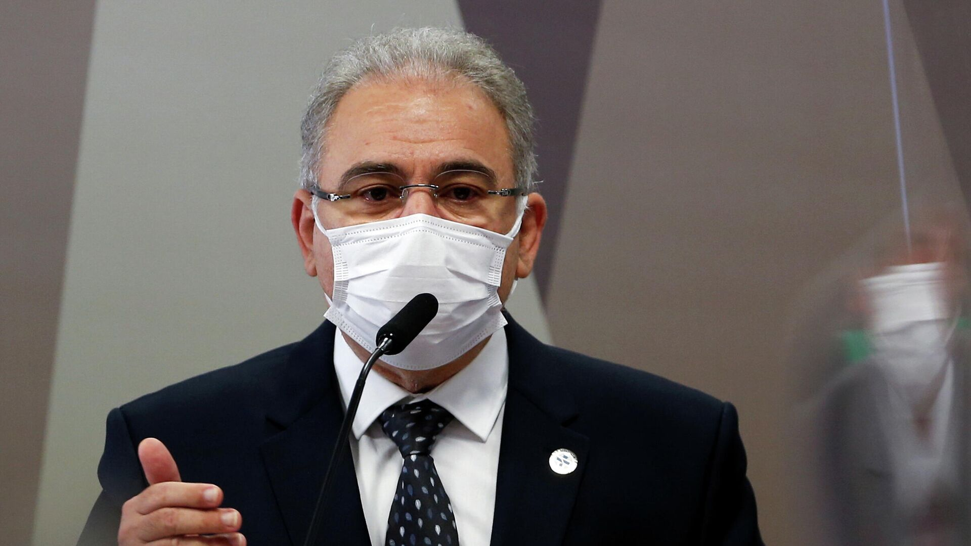 El ministro de Salud de Brasil, Marcelo Queiroga - Sputnik Mundo, 1920, 08.06.2021