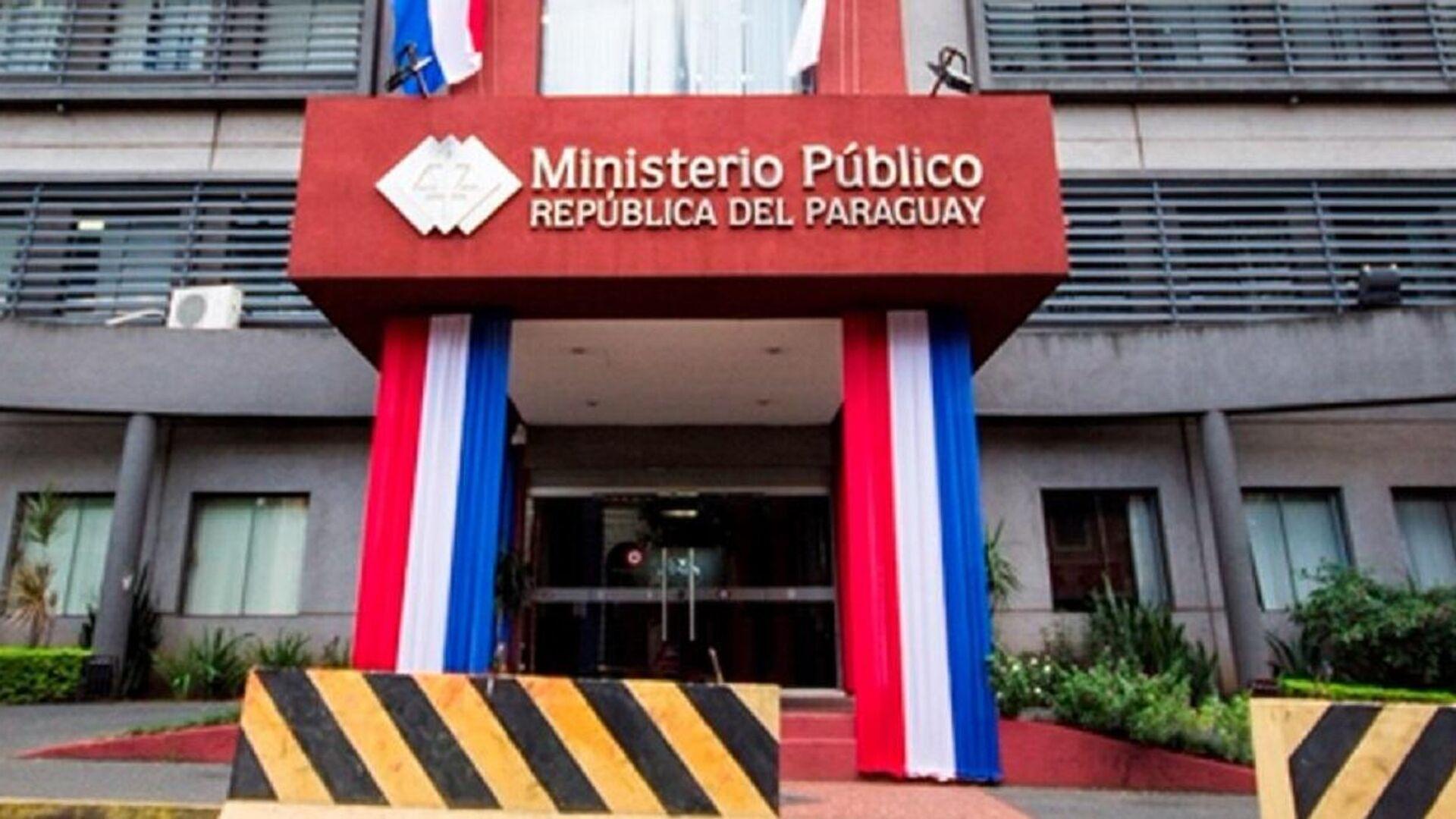 Ministerio Público de Paraguay - Sputnik Mundo, 1920, 28.06.2021