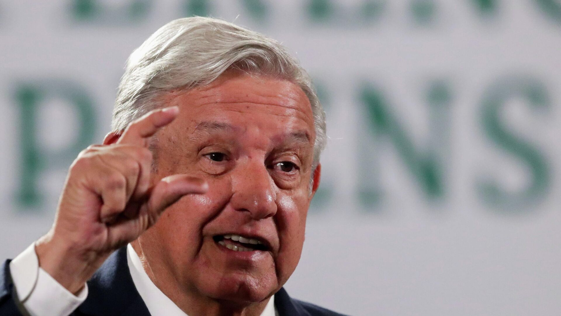 Andrés Manuel López Obrador, presidente de México - Sputnik Mundo, 1920, 06.07.2021