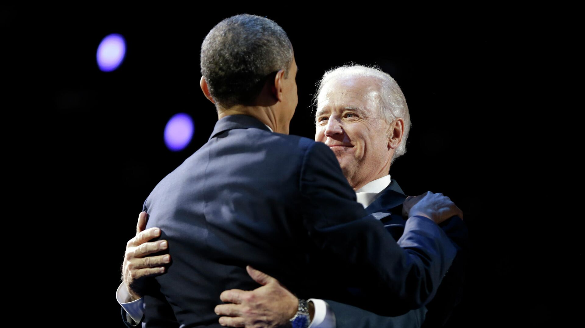 Joe Biden junto a Barack Obama en 2012 - Sputnik Mundo, 1920, 09.06.2021