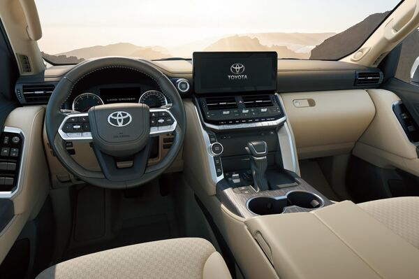 Toyota Land Cruiser - Sputnik Mundo