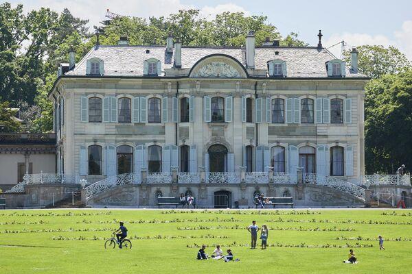 Villa La Grange de Ginebra - Sputnik Mundo