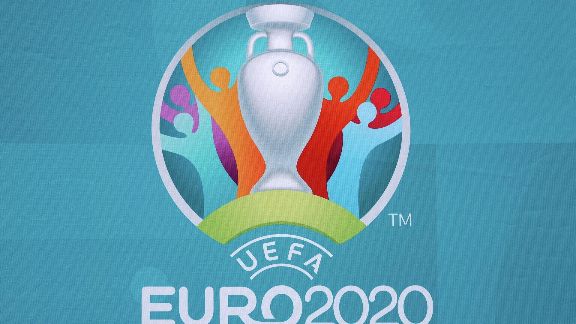 Unión de Federaciones Europeas de Fútbol (UEFA) (logo) - Sputnik Mundo, 1920, 02.07.2021