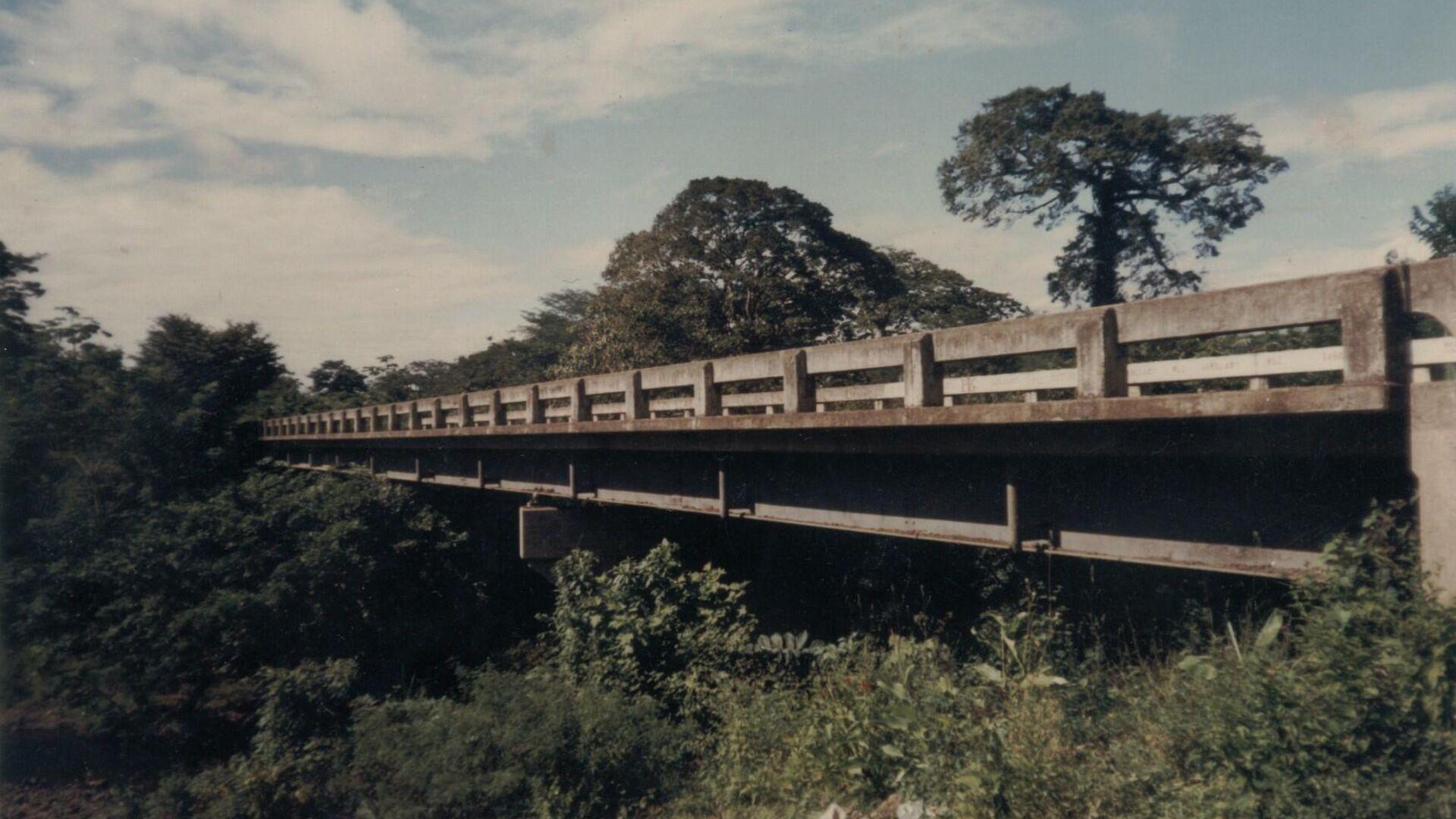 Un puente (imagen referencial) - Sputnik Mundo, 1920, 10.06.2021