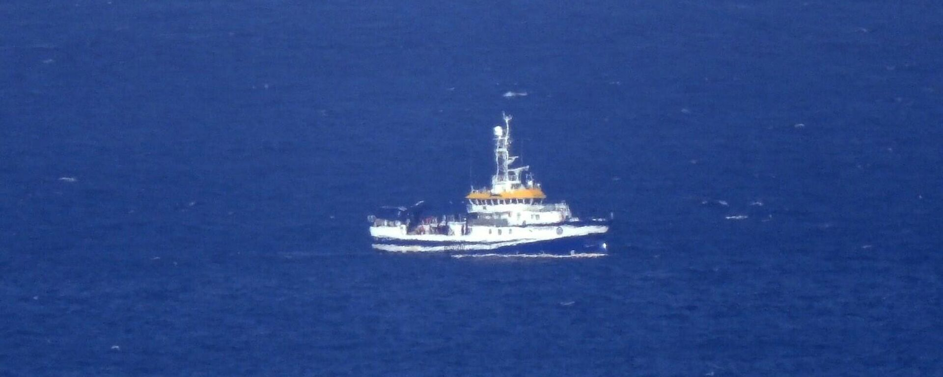 Buque oceanográfico 'Ángeles Alvariño' realiza labores de rastreo en la costa de Santa Cruz de Tenerife - Sputnik Mundo, 1920, 23.06.2021