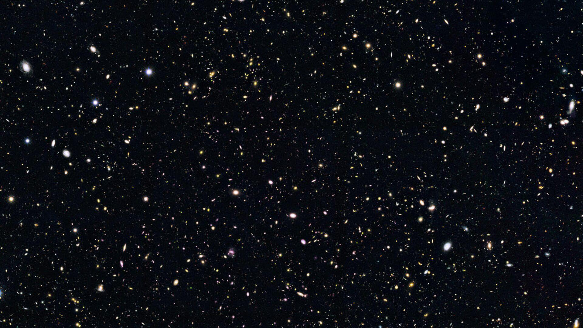 Cielo profundo dede el Hubble - Sputnik Mundo, 1920, 11.06.2021