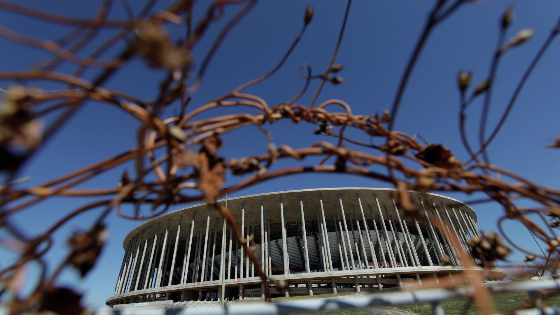 El estadio Mané Garrincha de Brasilia - Sputnik Mundo, 1920, 12.06.2021